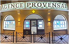 Logo AGENCE IMMOBILIERE PROVENSAL